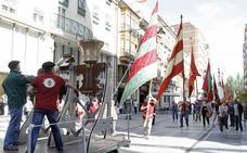 Los campaneros reivindican en Palencia la vigencia de un oficio tradicional