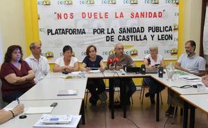 La plataformas sanitarias exigen a la Junta que convoque el Consejo Regional de Salud