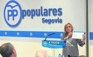 Segovia aportará 34 compromisarios al congreso que elegirá al líder del PP