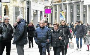 El comercio de Palencia pone sus esperanzas en las rebajas tras una campaña de escasas ventas