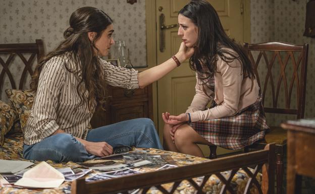 Marcelino le cuenta a Pelayo que dejará el Asturiano