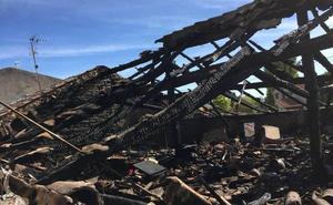 Un hombre herido en el incendio de una vivienda en Íscar