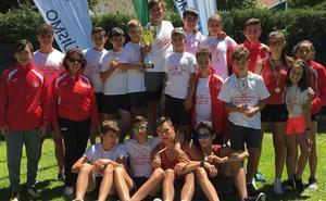 Gran fin de semana para el Salamanca Canoe Kayak en su doble cita
