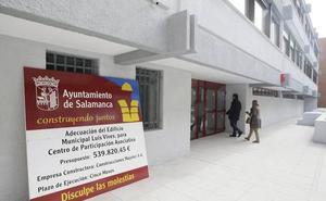 Los centros ciudadanos del Patio Chico y San José mejorarán su accesibilidad