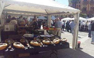 Rotundo éxito de la Feria de Artesanía y Alimentación