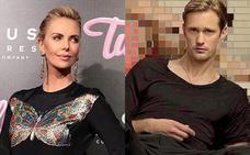 Charlize Theron y Alexander Skarsgård podrían haber retomado su relación