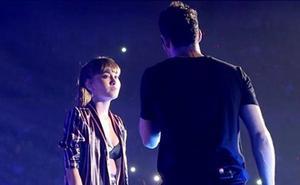 David Bisbal y Aitana, unidos en el escenario