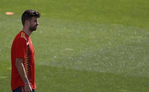 Piqué, el futbolista más sexy del Mundial 2018