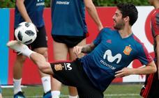 Juega Isco, juega España