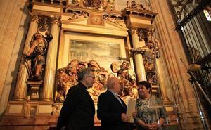 El retablo de Juan de Juni de la Catedral recupera su belleza original tras la restauración
