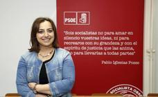 Miriam Andrés, candidata definitiva del PSOE a la Alcaldía