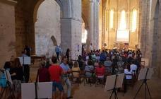 La Asociación de Amigos del Monasterio de la Zarza se presenta en Ribas