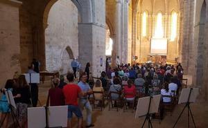 La asociación de amigos de la Zarza impulsa el monasterio de Ribas