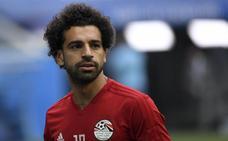 El estreno de Salah acapara la atención del Rusia-Egipto