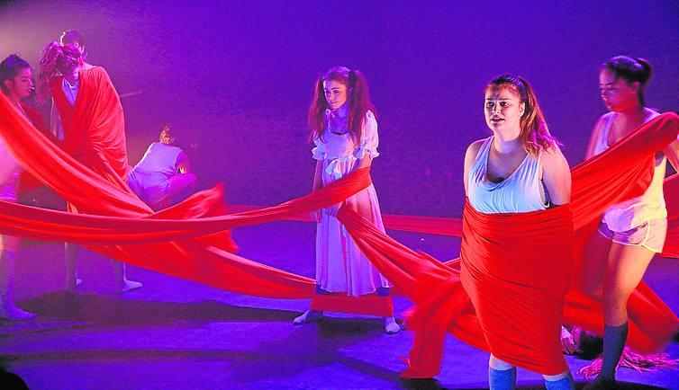 Cinco ONG amadrinan las coreografías finales del ciclo Segovia en Danza