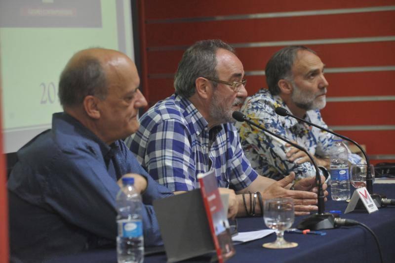 Luis Miguel de Dios: «En el campo de Castilla y León se hizo una reconversión salvaje sin poner un duro»