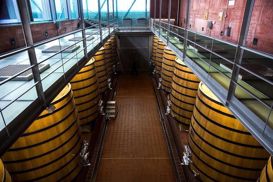 Un proyecto de investigación pretende potenciar el uso de tinas de madera en la vinificación
