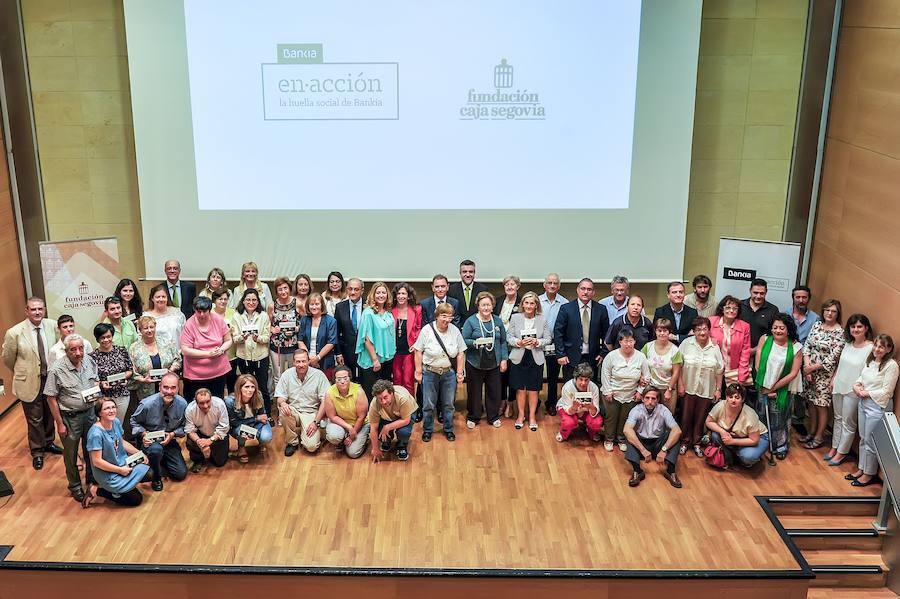 Una inyección económica para 29 proyectos solidarios