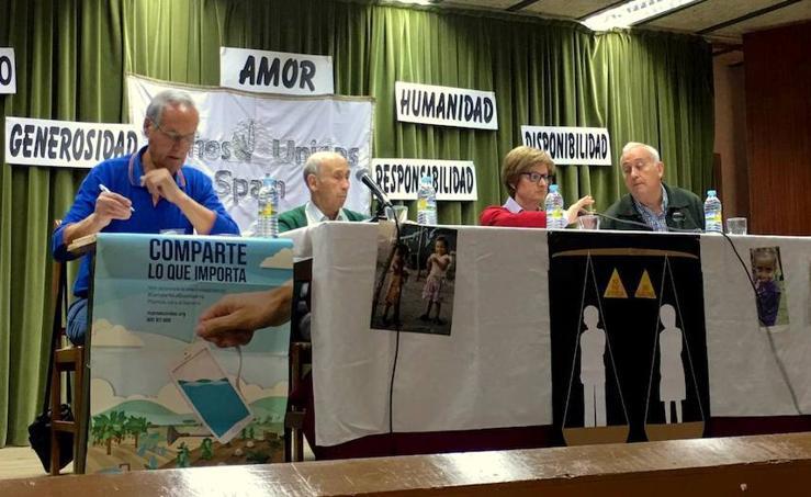 Asamblea de Manos Unidas en Palencia