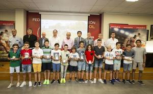 Los salmantinos debutantes con la selección regional serán reconocidos este jueves por la Federación