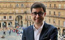 José Luis Mateos ya es oficialmente el candidato del PSOE a la Alcaldía de Salamanca