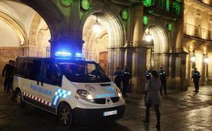 Absuelto de un delito violación a una chica en un bar de la Plaza Mayor de Salamanca