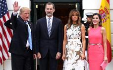 Trump pone a España como ejemplo de relaciones bilaterales