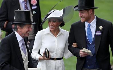 El príncipe Enrique y Meghan asisten por primera vez juntos al Royal Ascot