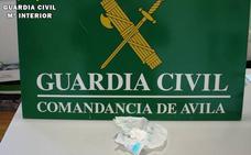 Desmantelado un quinto punto de venta de droga en Arenas de San Pedro (Ávila) en menos de un año