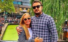 Escapada romántica de Belén Esteban con su novio Miguel a Londres