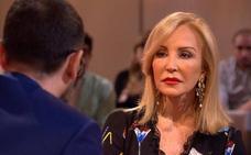 Carmen Lomana sorprende a Risto Mejide