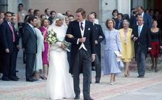 La Colegiata del Real Sitio y la Fuencisla son los templos preferidos para casarse