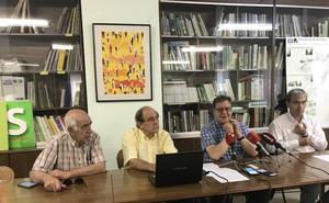 Ecologistas en acción y colectivos vecinales urgen soluciones al problema del «polvo negro»