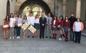 Ciudad Rodrigo y Salamanca se alzan con los premios del concurso de Regtsa