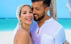 Tamara Gorro comparte todas sus fotos de su boda en Las Maldivas