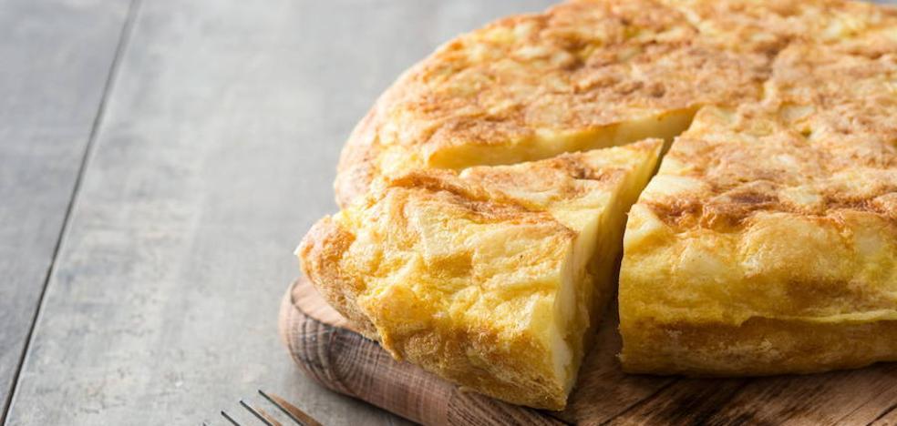 Las calorías que tienen 5 platos típicos españoles