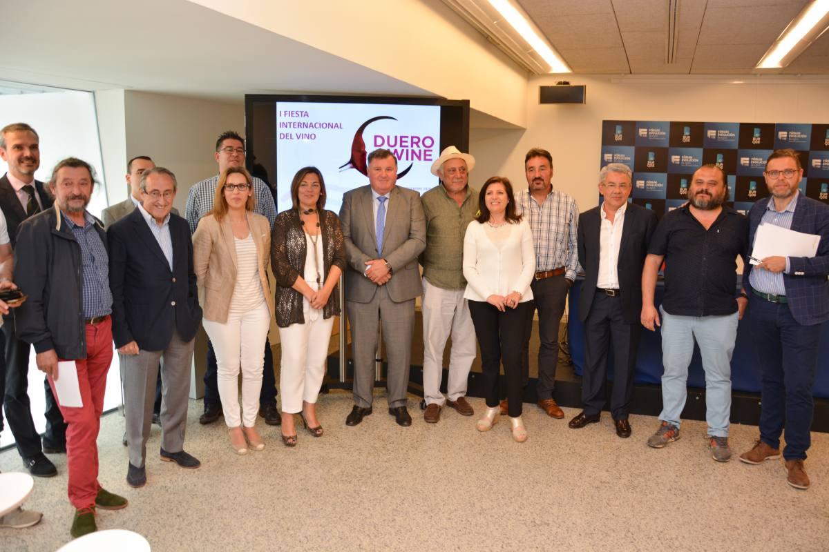 Burgos acogerá en septiembre la primera «gran fiesta del vino» de Castilla y León
