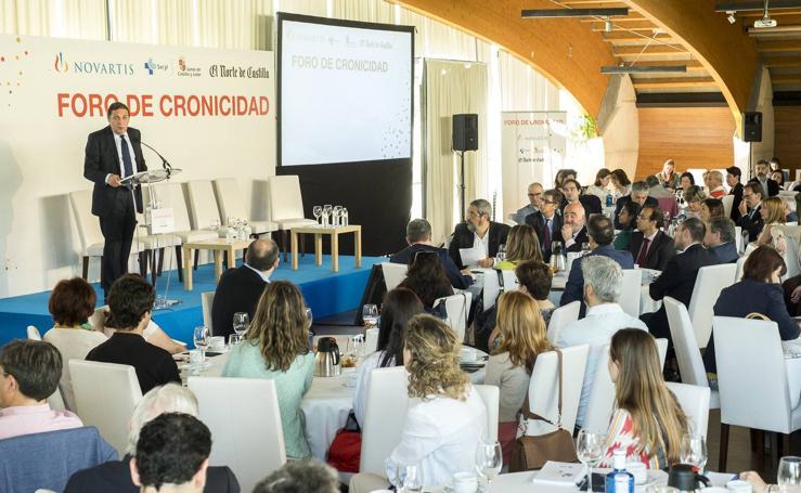 Foro de cronicidad realizado en Valladolid