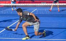 Los favoritos saltan a la palestra en el Valladolid Open