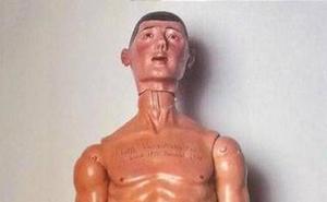 La USAL cede su maniquí anatómico para una exposición del Ministerio de Cultura