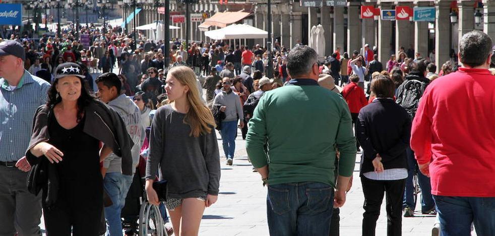 Los nacimientos en Segovia caen a mínimos históricos con el peor dato desde 1975