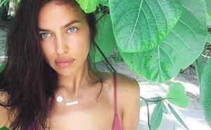 Sorprendente cambio de 'look' de Irina Shayk