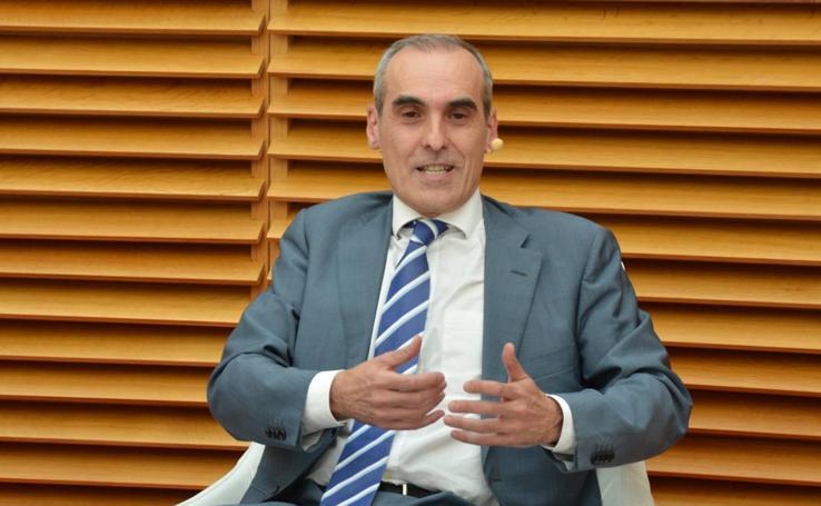 Alejandro Luzón clausura en Burgos el VI Ciclo de Justicia de El Norte de Castilla