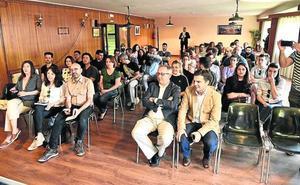 El segundo encuentro de artistas plásticos reúne en El Espinar a cuarenta creadores
