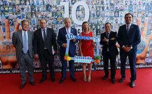 Fundación Personas celebra su décimo aniversario en Valladolid