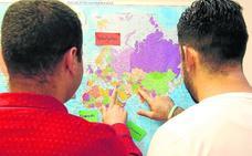 Las ONG se preparan para recibir en Segovia a inmigrantes del barco Aquarius