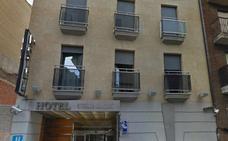Desalojadas 80 personas de un hotel en Salamanca por un incendio en la cocina