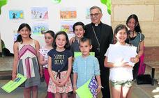 Los niños descubren a San Alonso Rodríguez, el santo segoviano