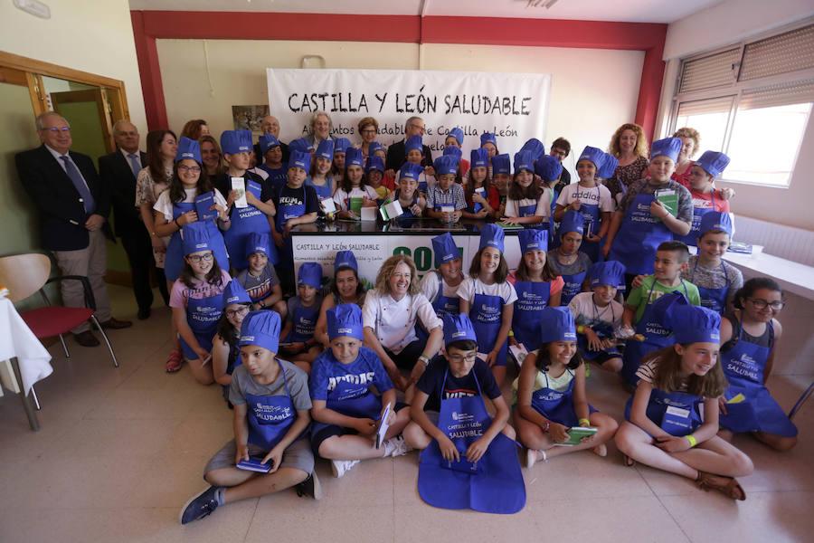 47 alumnos del Miróbriga aprenden hábitos para una vida saludable