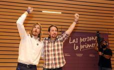 Pablo Iglesias subraya que «Castilla y León debe ser punta de lanza del desarrollo de España»